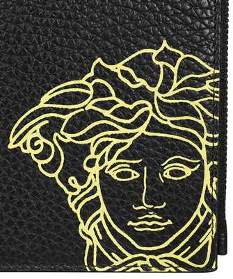 versace pop medusa card holder