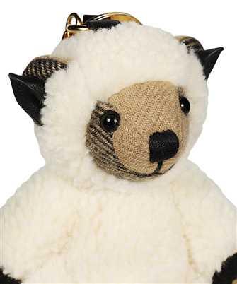 beige sheep costume thomas keychain