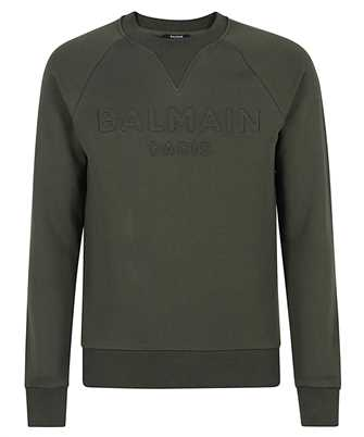 Balmain EMBOSSED LOGO Sweatshirt