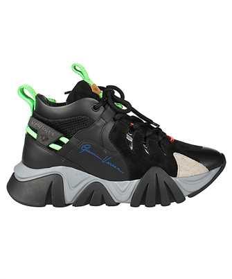 versace squalo hiker sneakers