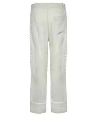 Koché FLUID SATIN Trousers