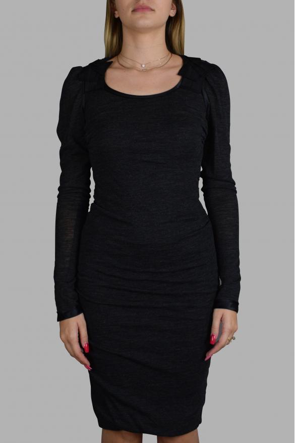 Luxury dress for women - Heather gray Dolce & Gabbana dress