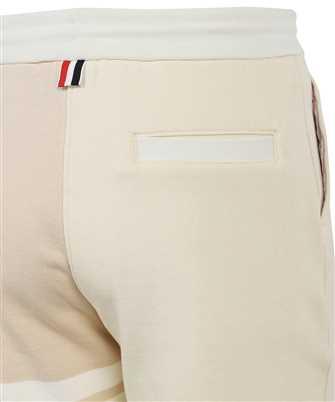 Thom Browne YELLOW TONAL FUN-MIX CLASSIC COTTON LOOPBACK 4-BAR Shorts