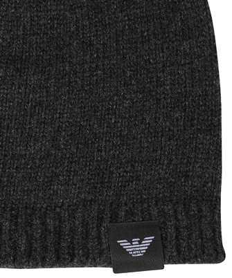 cashmere-knit beanie