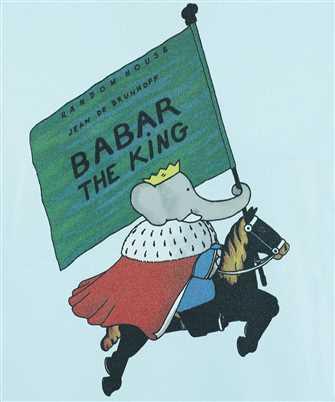 Lanvin BABAR THE KING Hoodie