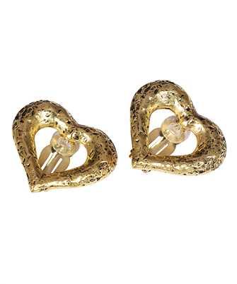 Saint Laurent HEART Earrings