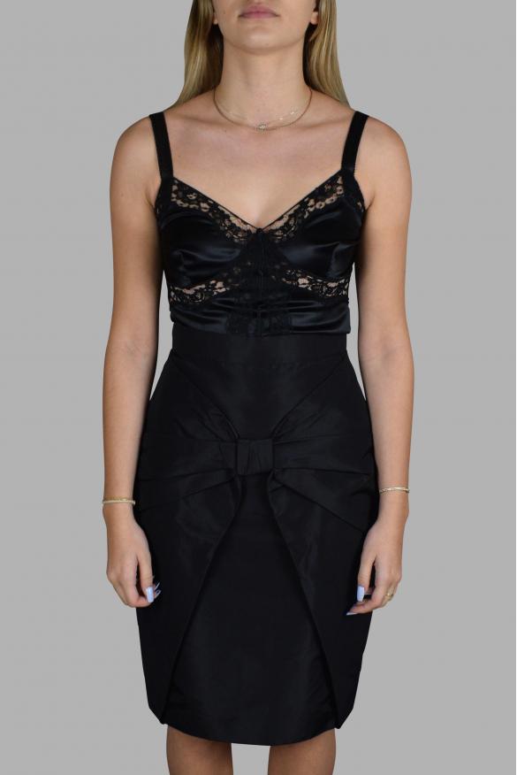 Luxury skirt for women - Prada black skirt