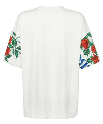 See By Chloé ROSE PRINT OVERSIZED T-shirt