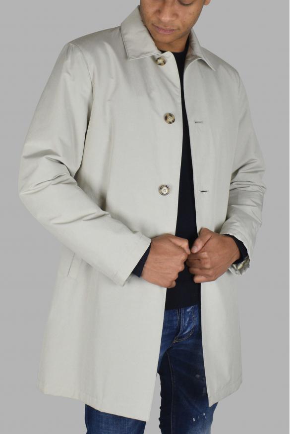 Men's luxury coat - Prada white coat