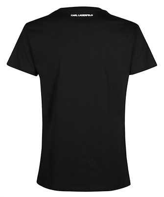 Karl Lagerfeld KARL PROFILE RHINESTONE T-shirt