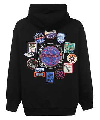 Givenchy OVERSIZED ROAD TRIP PATCH Hoodie