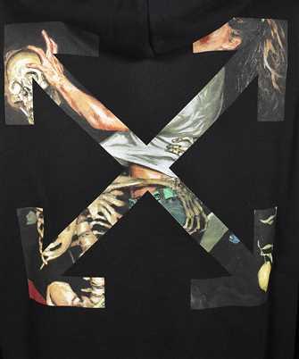 pascal arrow zipped hoodie