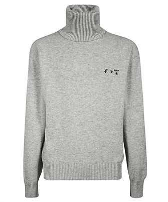 logo knit