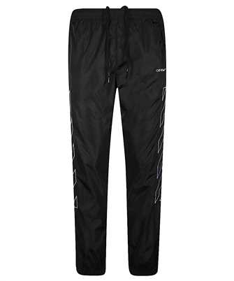 Off-White DIAG NYLON Trousers