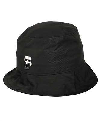 print bucket hat