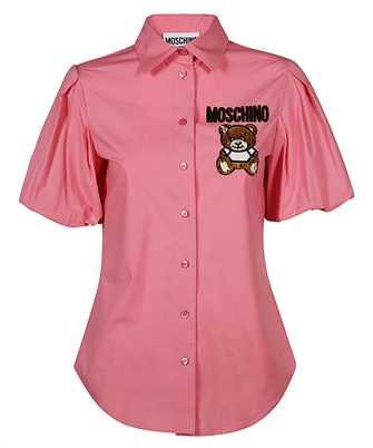 embroidered Teddy Bear shirt