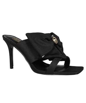 bow mule sandals