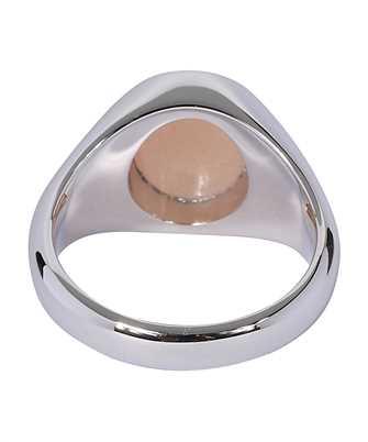 Tom Wood PEACH MOONSTONE Ring