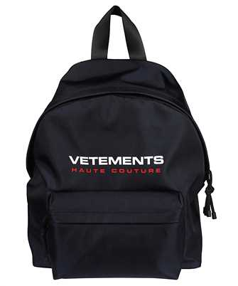 Vetements LOGO HAUTE COUTURE Backpack