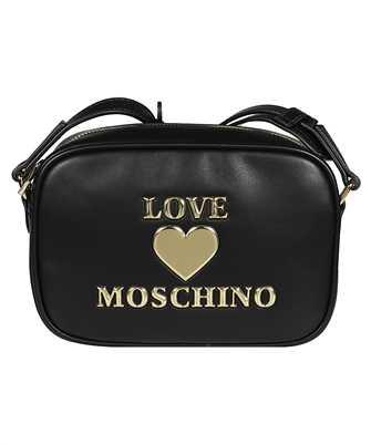 LOVE MOSCHINO PADDED HEART Bag