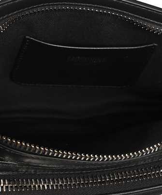 Moschino LAMINATED LOGO Belt bag