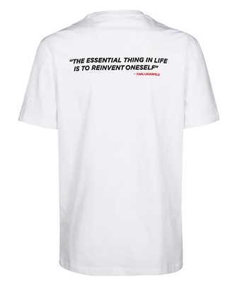 Karl Lagerfeld LEGEND POCKET T-shirt