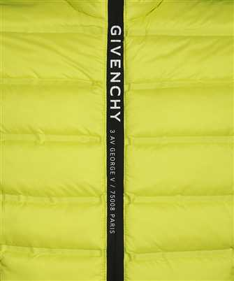givenchy puffer gilet