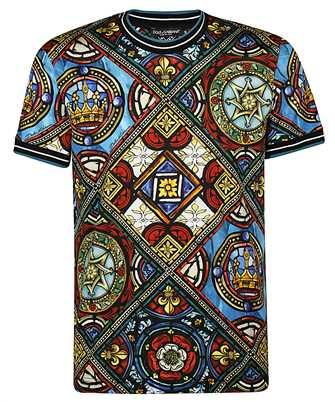 Dolce & Gabbana GLASS WINDOW T-shirt