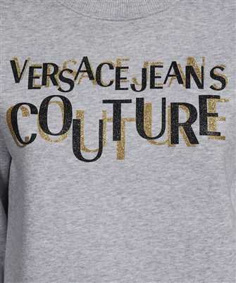 Versace Jeans Couture LOGO GLITTER Sweatshirt