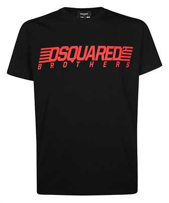 dsquared2 brothers t-shirt