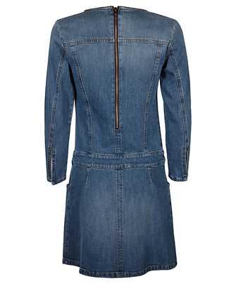 signature denim dress