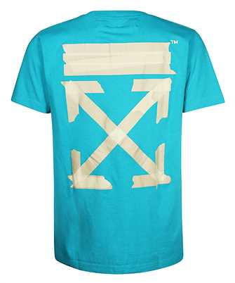 tape arrows oversized t-shirt