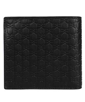 balmain bifold wallet