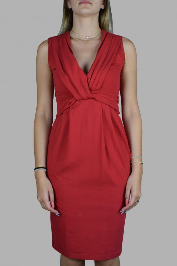 Luxury dress for women - Prada red dress