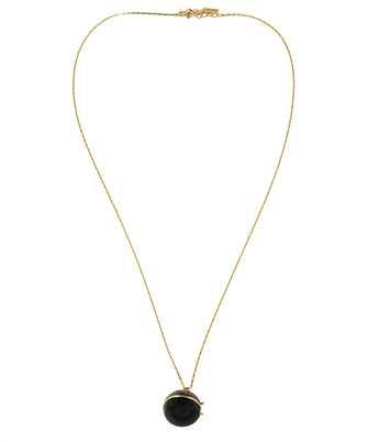 Saint Laurent SPHERE LOCKET BOX PENDANT Necklace