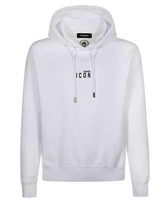 dsquared2 icon mini logo hoodie
