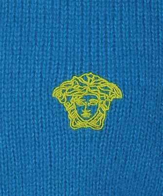 Versace EMBROIDERED MEDUSA Knit