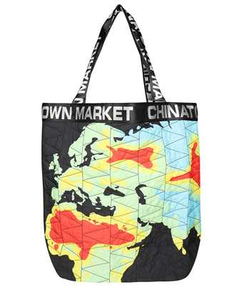 Chinatown Market GLOBE NYLON TOTE Bag