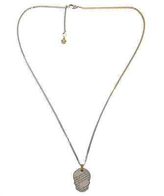 Alexander McQueen SKULL TAG Necklace