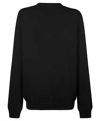 script logo sweatshirt