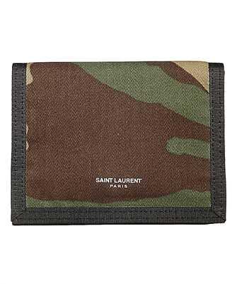 Saint Laurent CAMOUFLAGE Wallet