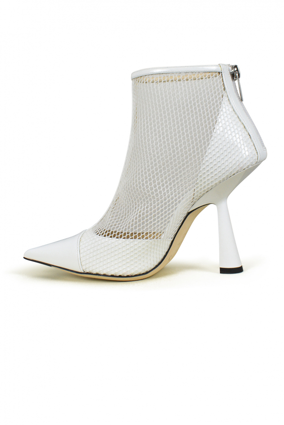 Luxury shoes for women - Jimmy Choo Kix 100 ankle boot