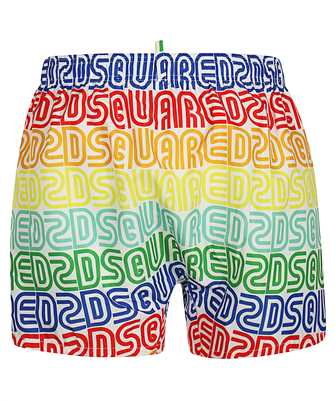 Dsquared2 VINTAGE LOGO Swim shorts