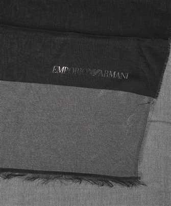 Emporio Armani 75X235 Scarf