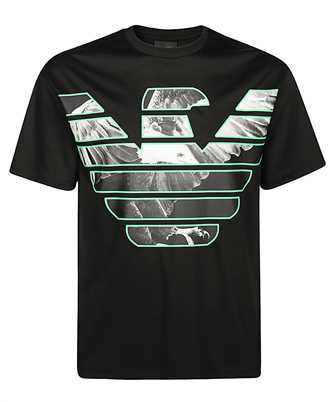 Emporio Armani MAXI EAGLE PRINT T-shirt
