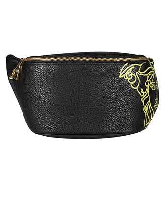 versace medusa head belt bag