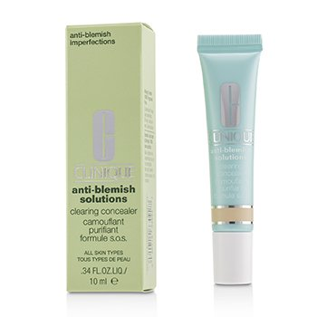 Anti Blemish Solutions Clearing Concealer - # Shade 01