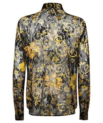 Versace Jeans Couture GOLD BAROQUE PATTERN Shirt