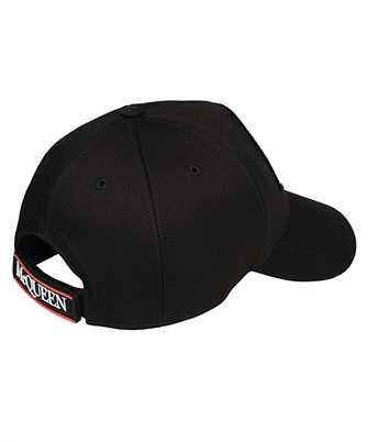 Alexander McQueen DRAWN SKULL Cap