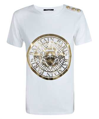 Balmain MEDALLION PRINT T-shirt